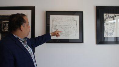 Photo of Denuncian falsificación de las obras de arte del artista dominicano Ramón Oviedo