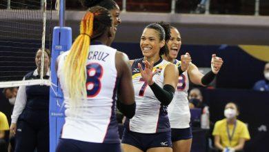 Photo of Voleibol RD hoy contra USA en semifinal NORCECA