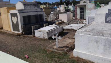 Photo of Profanan tumba y desaparecen cadáver en cementerio de Montecristi