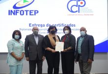 Photo of INFOTEP y CDP entregan certificados en Ciberseguridad y Habilidades Gerenciales a 38 periodistas