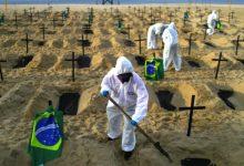 Photo of Brasil rebasa las 600.000 muertes por covid-19