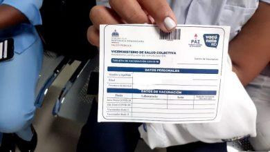 Photo of No exigirán tarjeta de vacunación para entrar a iglesias y centros de salud