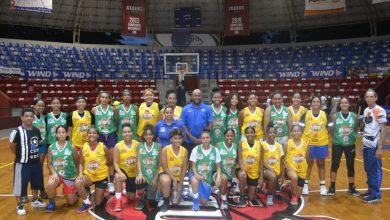 Photo of Indias del club San Vicente arrancan entrenamientos con miras al basket nacional FEDOCLUBES